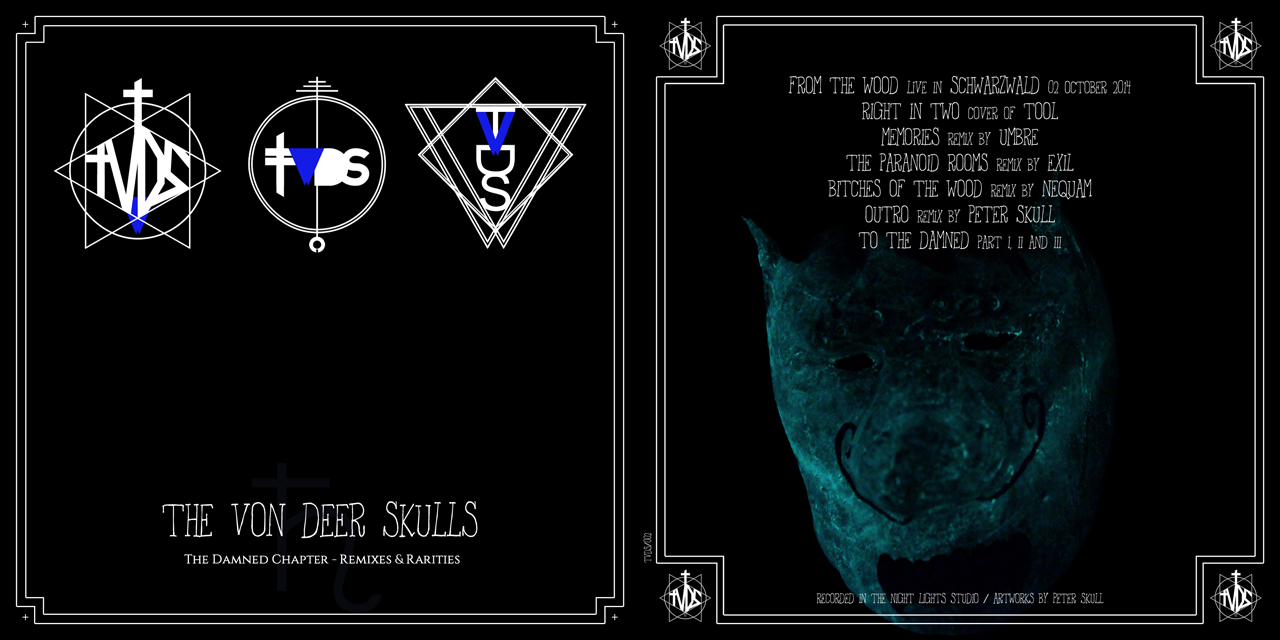 The Von Deer Skulls - The Damned Chapter - Remixes & Rarities
