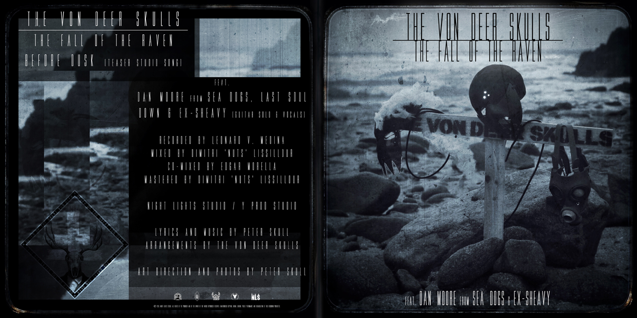 The Von Deer Skulls - The Fall Of The Raven