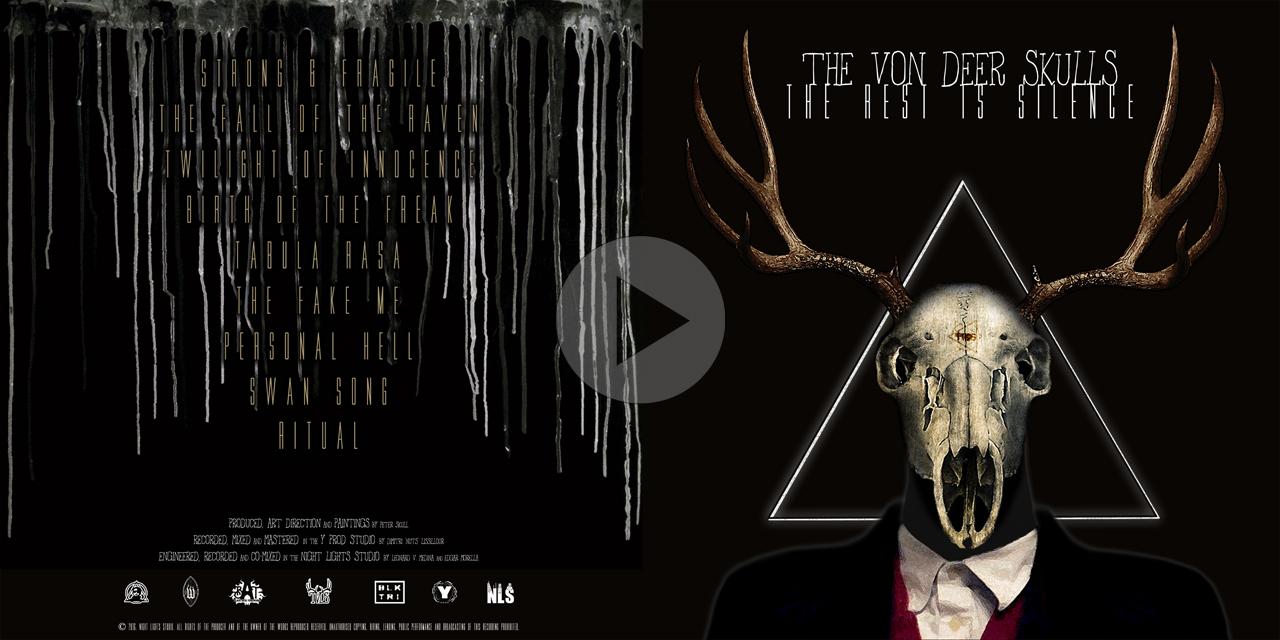 The Von Deer Skulls - The Rest Is Silence